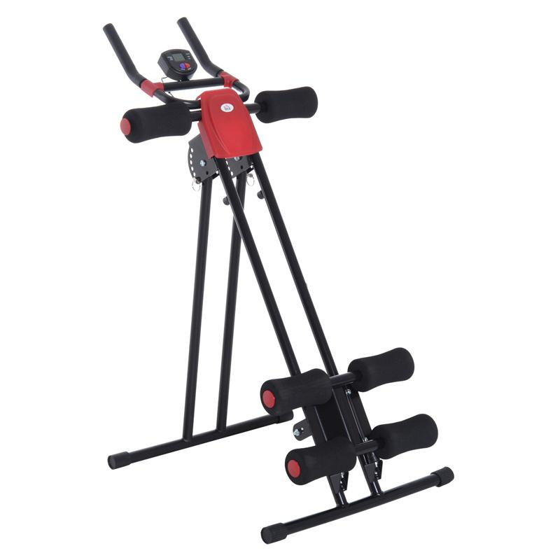 Soozier Ab Crunch Core Workout Exercise Machine - A90-103