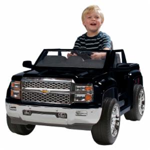 Rollplay Chevy Silverado 6V Battery Powered Riding Toy