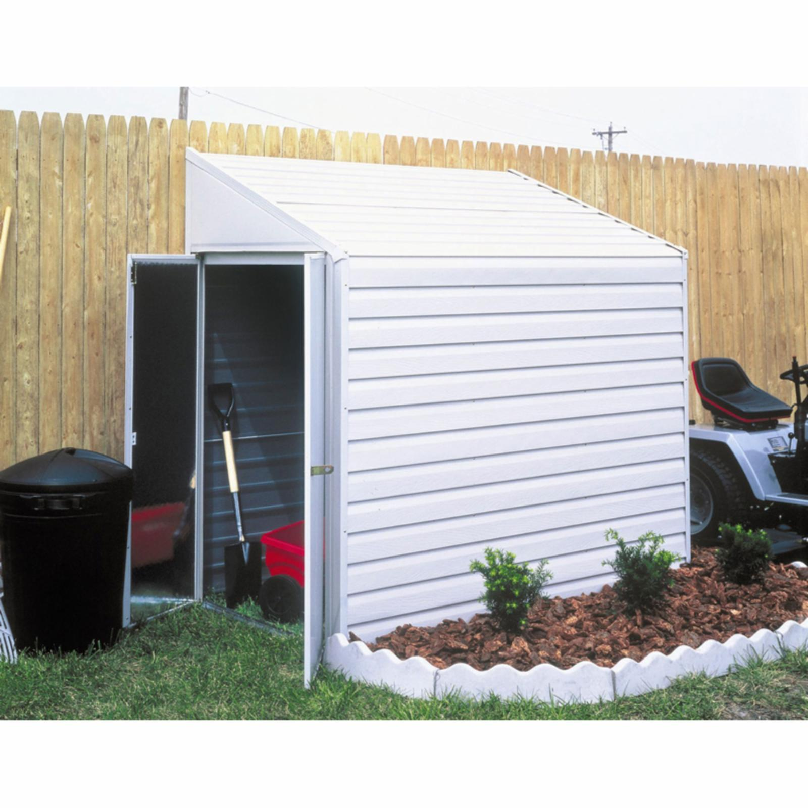 Arrow Shed Yardsaver 4 x 10 ft. Shed - YS410
