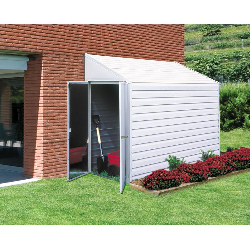 Arrow Shed Yardsaver 4 x 7 ft. Shed - YS47