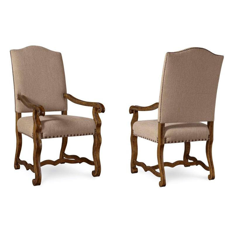 A.R.T. Furniture Collection One Harvest Upholstered Arm Chair - Set of 2 - 217207-2615