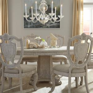 QUICK VIEW ART Furniture Renaissance Round Dining Table 111000 Free Shipping