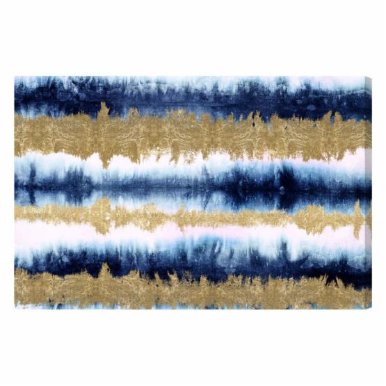 Oliver Gal Dip Dye Glam Canvas Wall Art