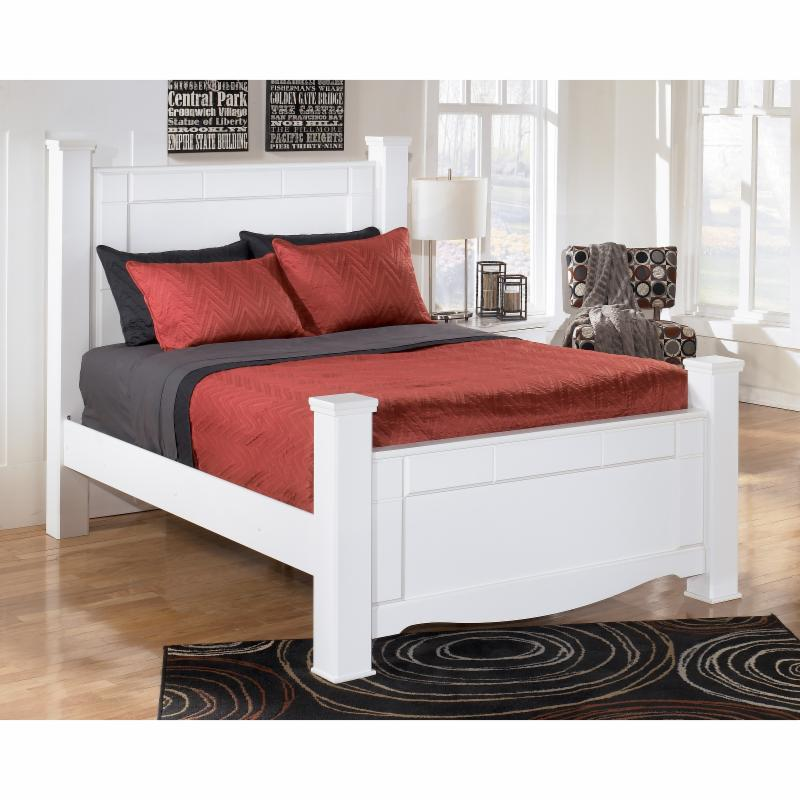 Signature Design by Ashley Weeki Poster Bed - ASHY2797