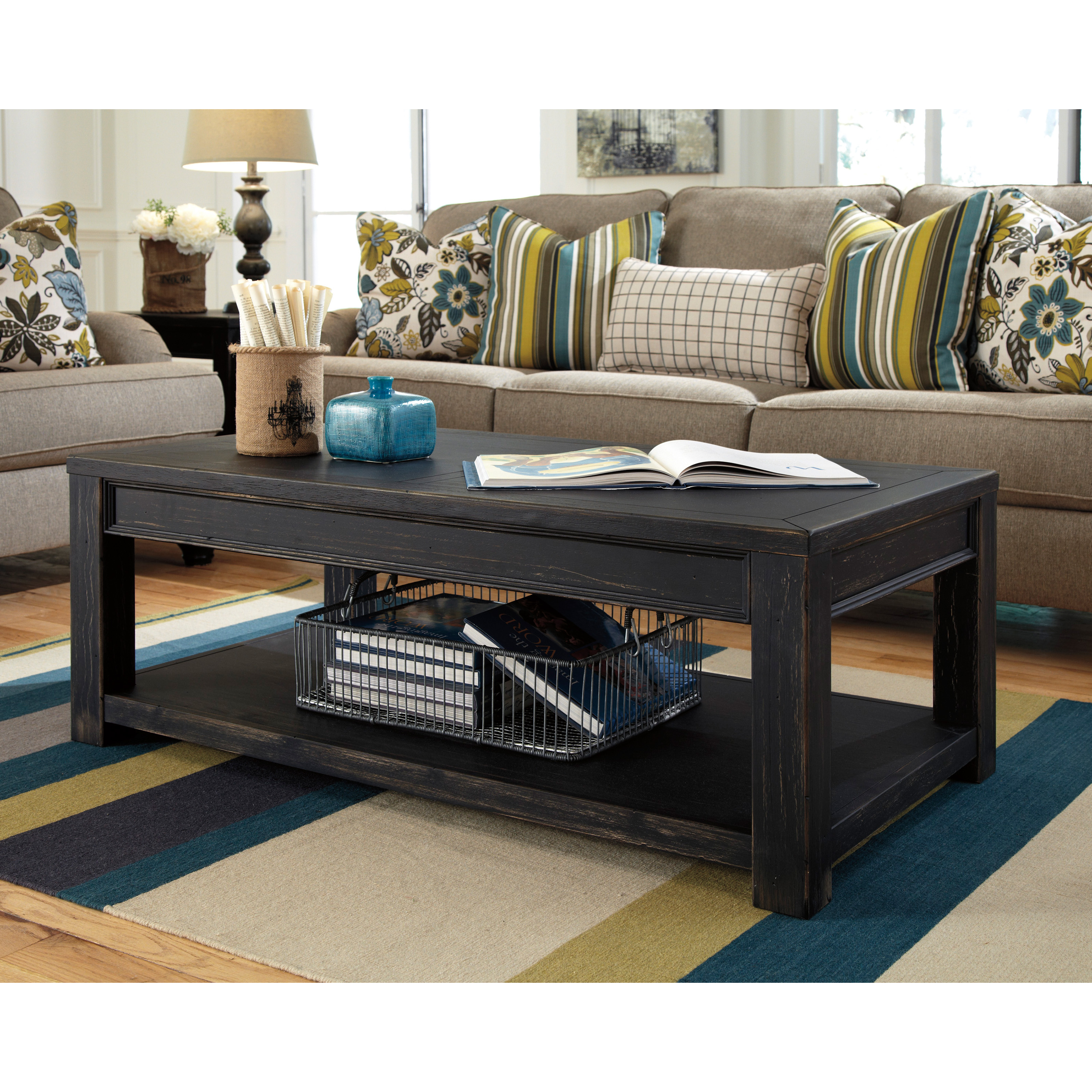 Coffee Table with Storage on Hayneedle Storage Coffee Tables