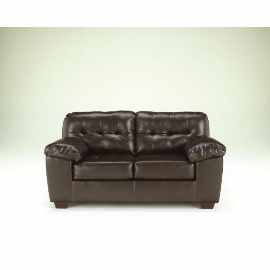 Signature Design by Ashley Alliston DuraBlend Loveseat