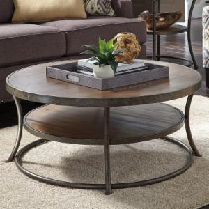 Signature Design By Ashley Nartina Tail Table