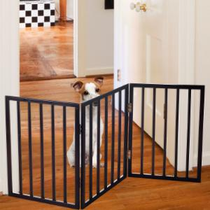 Petmaker Easy Up Free Standing Pet Gate