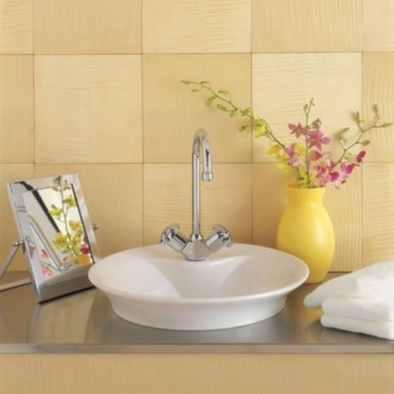 American Standard Morning 0670000 Above Counter Bathroom Sink - Do Not Use