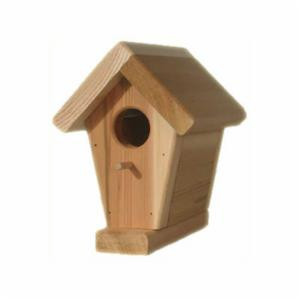 All Things Cedar Birdhouse - 8W in.