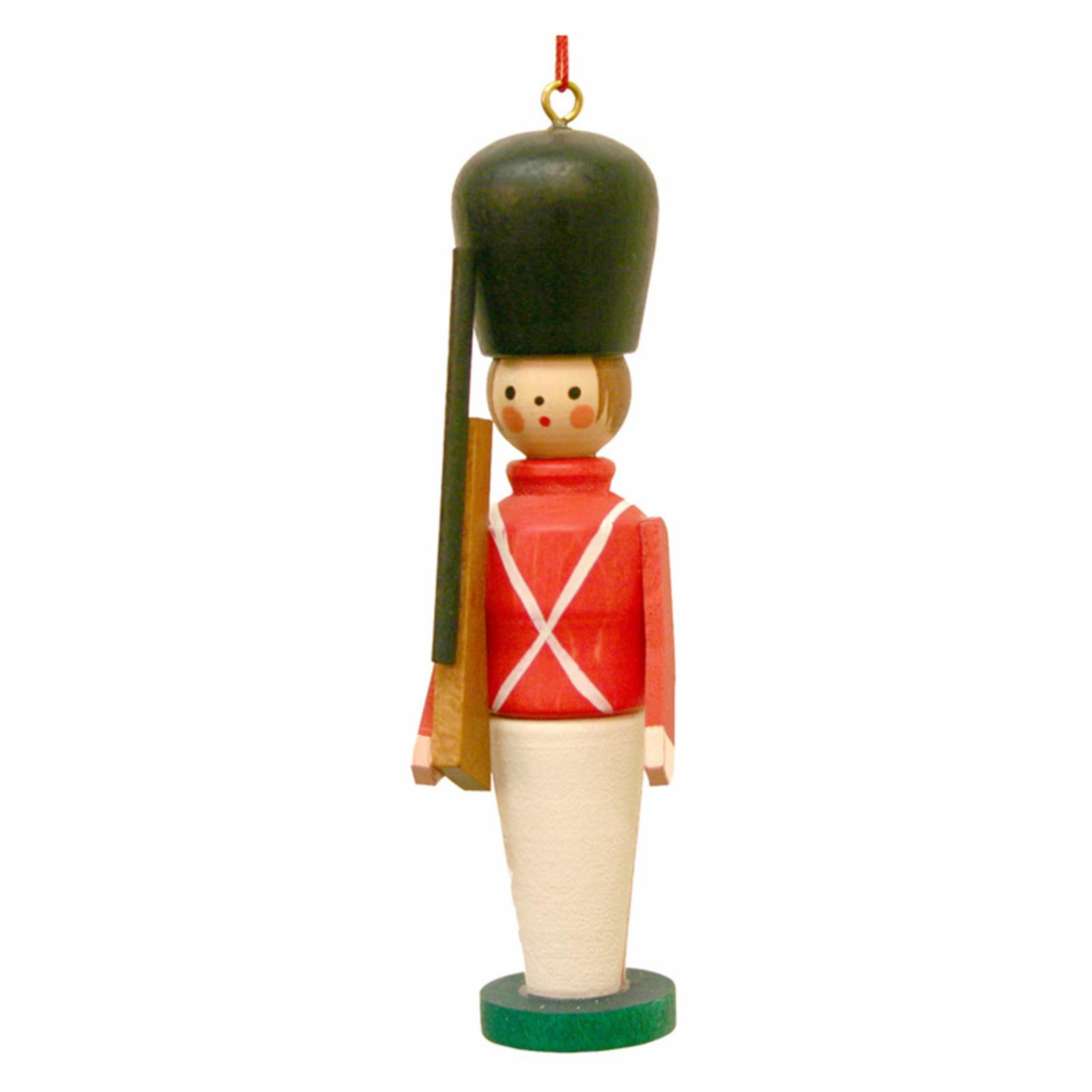 alexander taron christian ulbricht toy soldier ornament - Christmas Soldier Decorations
