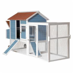 Advantek Tractor House Poultry Hutch