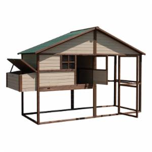 Advantek The Tuscan Villa Extra Large Chicken Coop