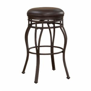 American Woodcrafters Villa Extra Tall Bar Stool - Taupe Gray