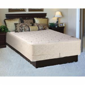 Continental Sleep Orthopedic Back Support 10 in. Mattress and 5 in. Split Box Spring Set