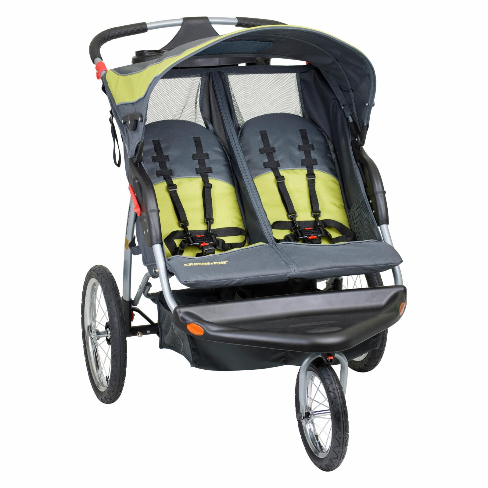Baby Trend Expedition Double Jogger Stroller - Carbon - D...