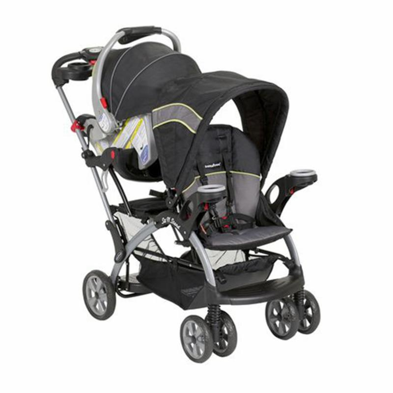 Baby Trend Sit N Stand Ultra Stroller - Reseda - SS66436