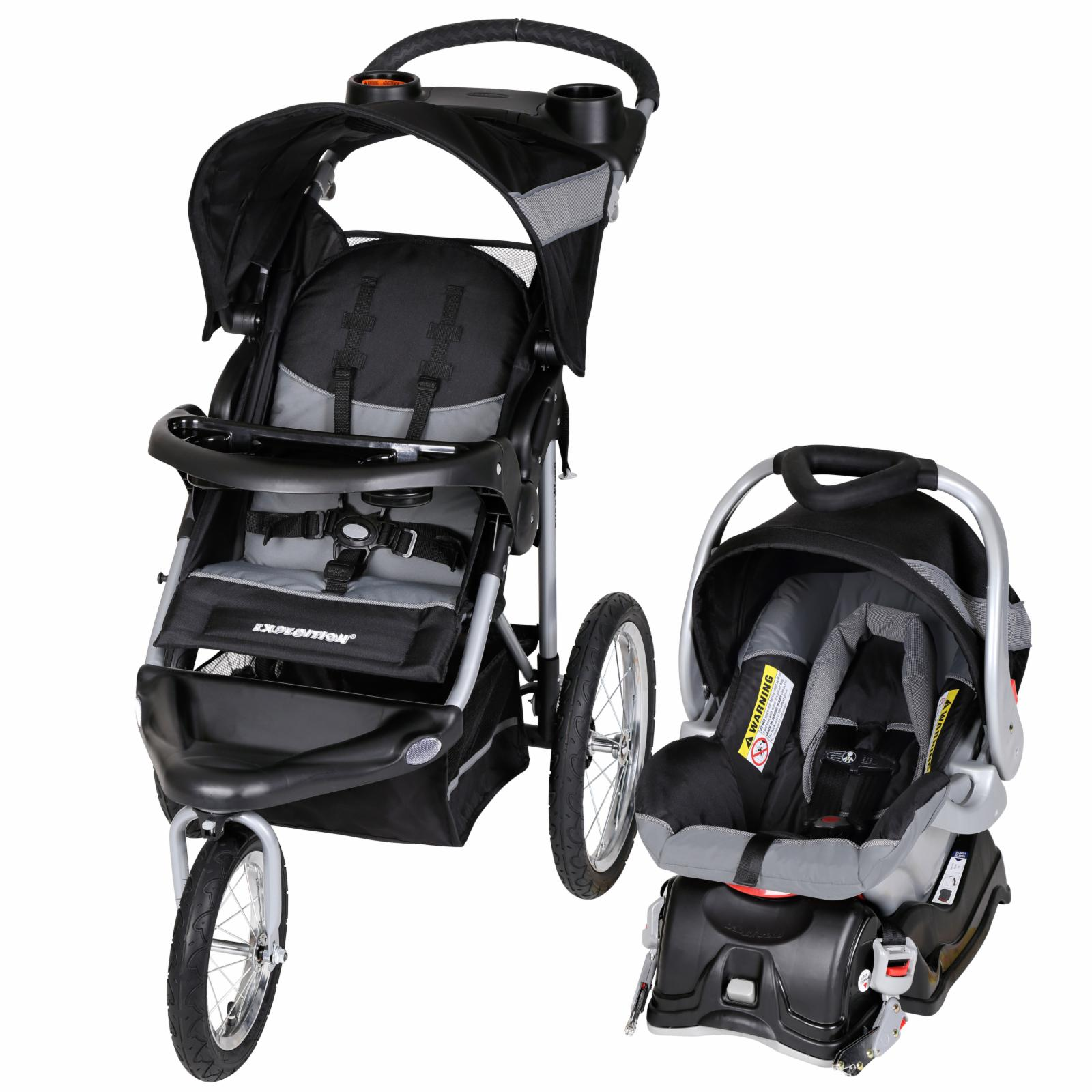 Baby Trend Expedition Travel System - Millennium White - ...
