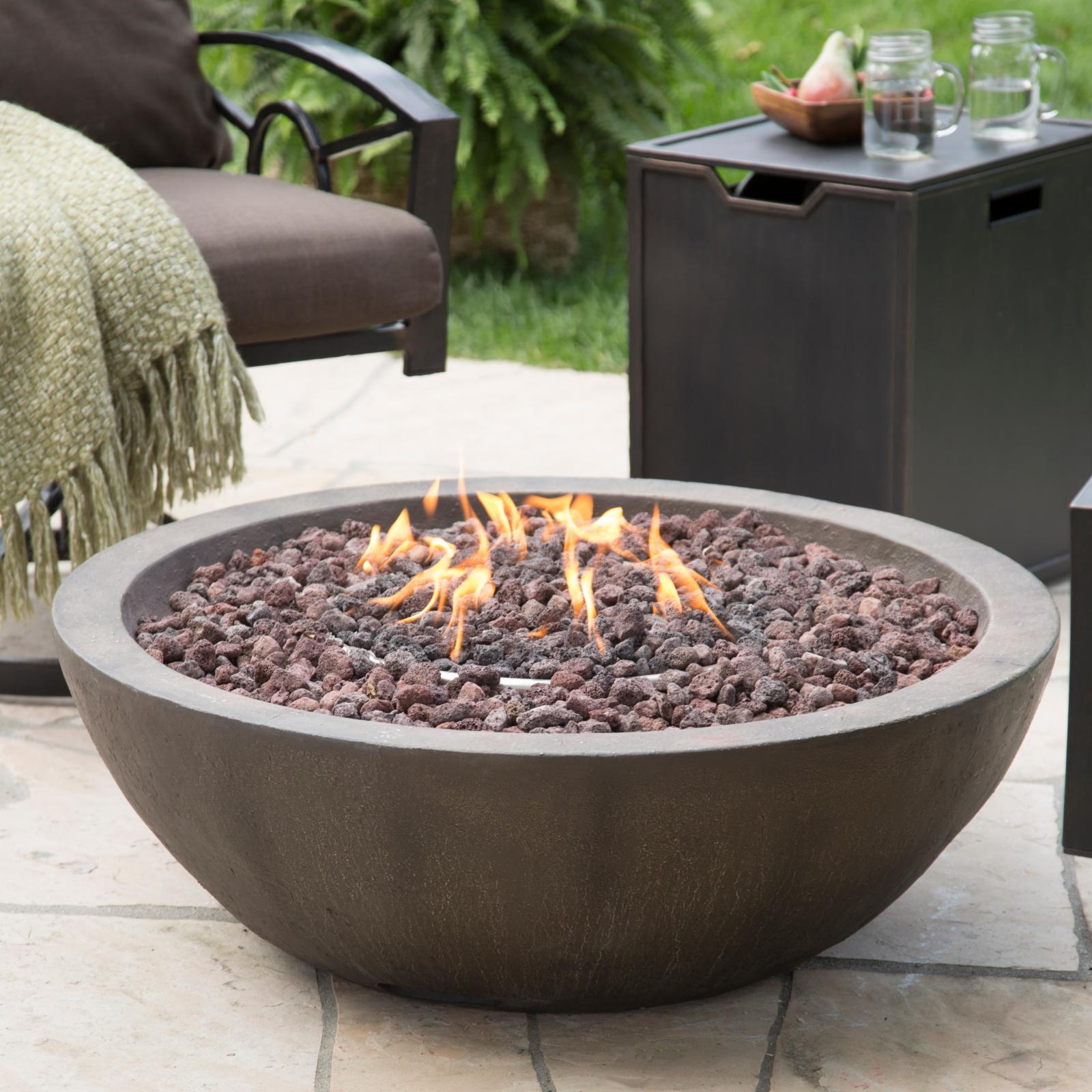 Red Ember Tucson 36 in. Gas Fire Bowl  Cover - BC637-3