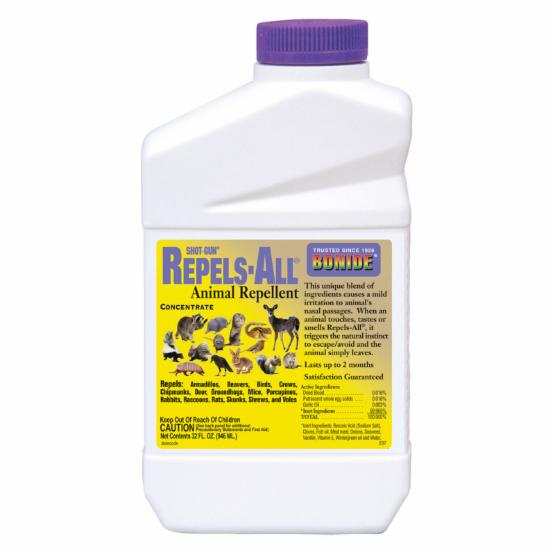 Bonide Repels-All Animal Repellent Concentrate