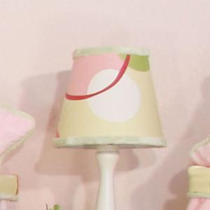 Brandee Danielle Bubbles Pink Lampshade