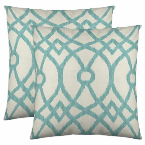 Colorfly Piper Decorative Pillow - Set of 2