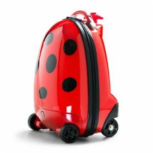 Best Ride on Cars RC Hard Shell Kids Suitcase