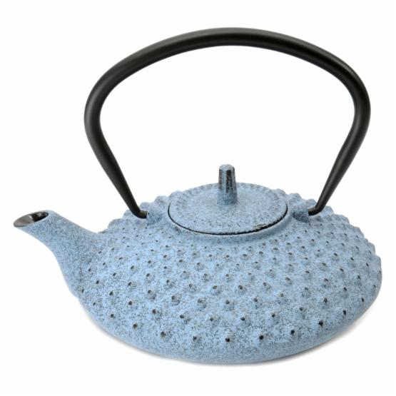 BergHOFF Studio .84 qt. Cast Iron Teapot - Blue