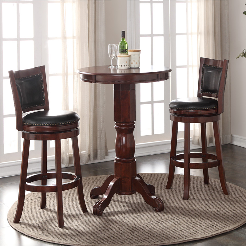 Boraam Adjustable Ashton Pub Table