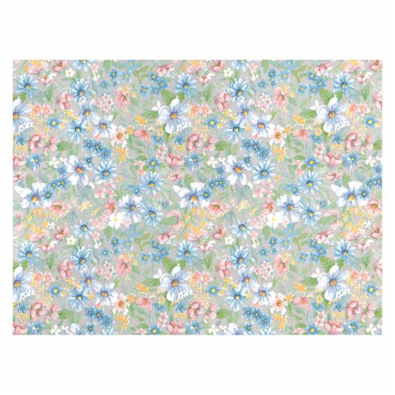Brewster Home Flower Meadow Adhesive Film - Set of 2