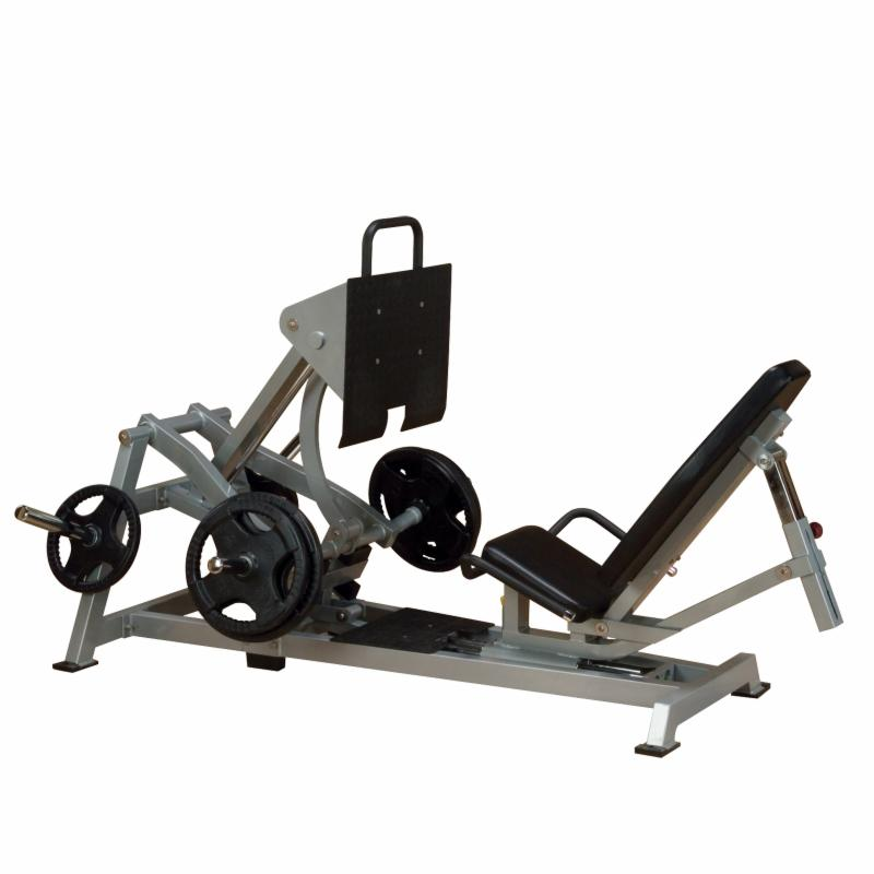 Body Solid Leverage Horizontal Commercial Leg Press - LVLP
