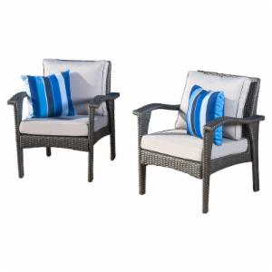 Best Selling Home Decor Furniture Diana 2 Piece Outdoor Club Chair Set