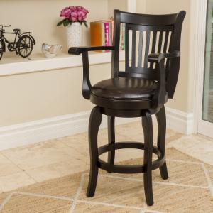 Best Selling Home Fairhope 24 in. Counter Stool with Cushion