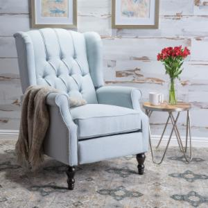 Best Selling Home Decor Furniture LLC Sharpsville Fabric Recliner