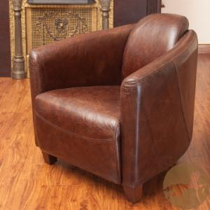 Best Selling Home Mcpherson Leather Club Chair
