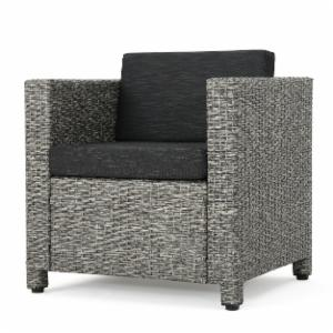 Best Selling Home Puerta Outdoor Wicker Club Chair