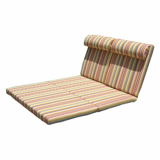 Best Redwood Chaise Lounge Cushion Double