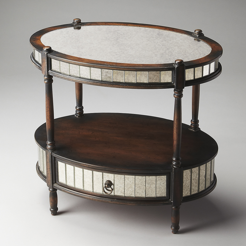 QUICK VIEW. Butler Specialty Artists Originals Barrington Oval Accent Table