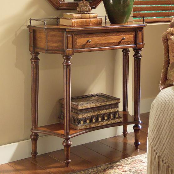 Butler Console Table - Umber