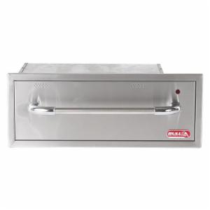 Bull Stainless Steel Built-In Warming Drawer