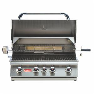 Bull Angus 4 Burner Built-In Gas Grill