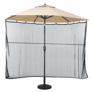 Classic Accessories 6 ft. Umbrella Shade Screen