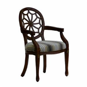 Addison Spider Back Arm Chair