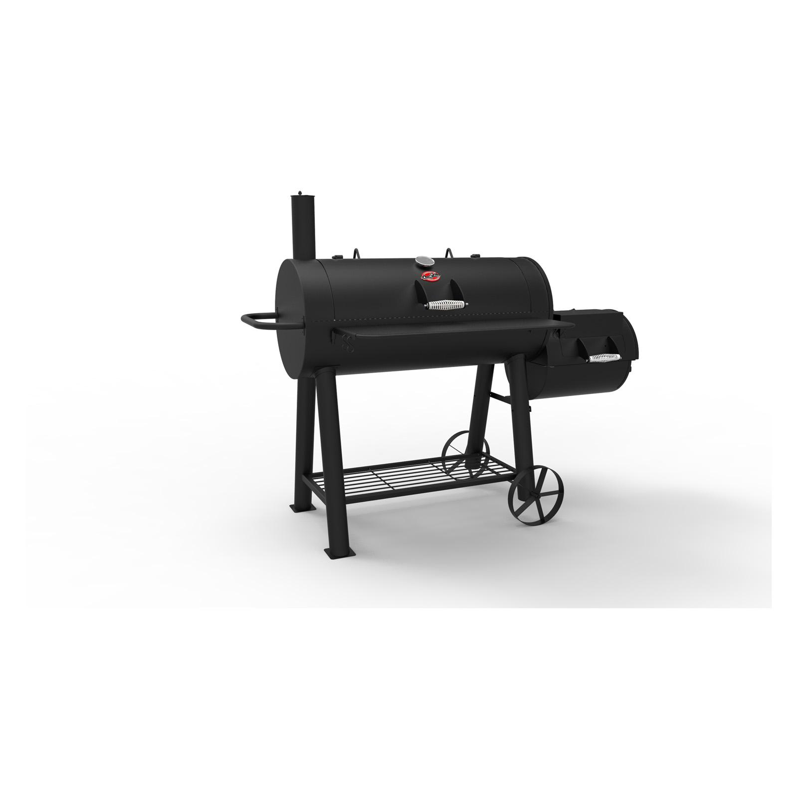 char griller competition pro 8125 charcoal grill shop your way online shopping earn points. Black Bedroom Furniture Sets. Home Design Ideas