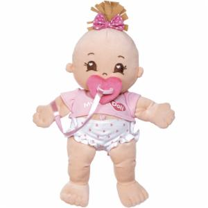 Adora My 1st Baby Tee 15 in. Plush Doll