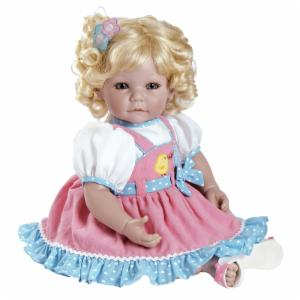 Adora Chick-Chat Blonde Hair with Blue Eyes 20 in. Doll