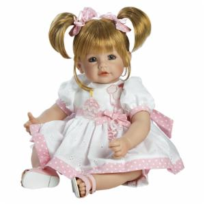 Adora Happy Birthday Sandy Blonde Hair with Blue Eyes 20 in. Doll