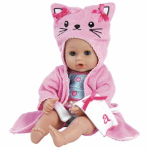 Adora BathTime Baby Kitty 13 in. Doll