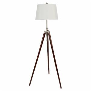 Better Homes and Gardens Survey Tripod Floor Lamp