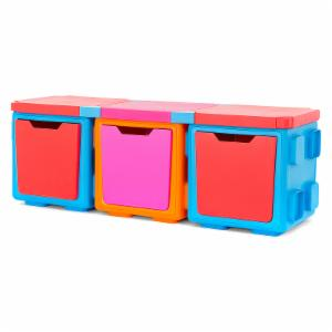 Chillafish BOX Play. Store. Connect. Toy Box/Storage